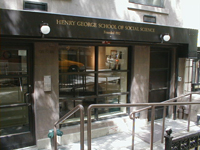 Henry George School in New York