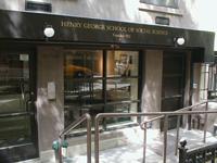 Henry George School in New York